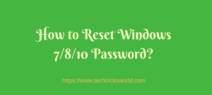 Windows Password Recovery Pro is a software utility offered by Iseepassword which helps you recover the password of Windows 7/8/10 when you forgot it.