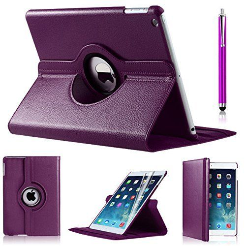 DN-Technology 360 Rotating Flip Leather Case Cover For The New iPad Mini (Purple) D & N http://www.amazon.co.uk/dp/B0096PF22G/ref=cm_sw_r_pi_dp_4h9Dwb0EGK5NG