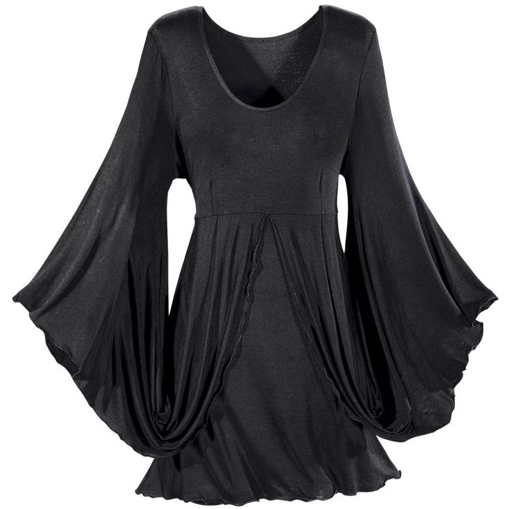 Isadora Top - New Age, Spiritual Gifts Yoga, Wicca, Gothic, Reiki, Celtic, Crystal, Tarot at Pyramid Collection