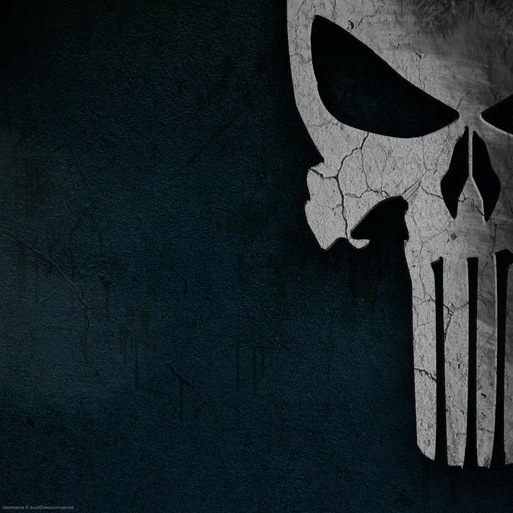Punisher Logo | wallpaper | Pinterest | Logos, Punisher ...