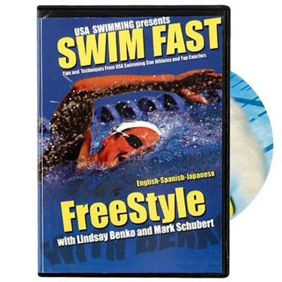 Swim Fast: Freestyle DVD
