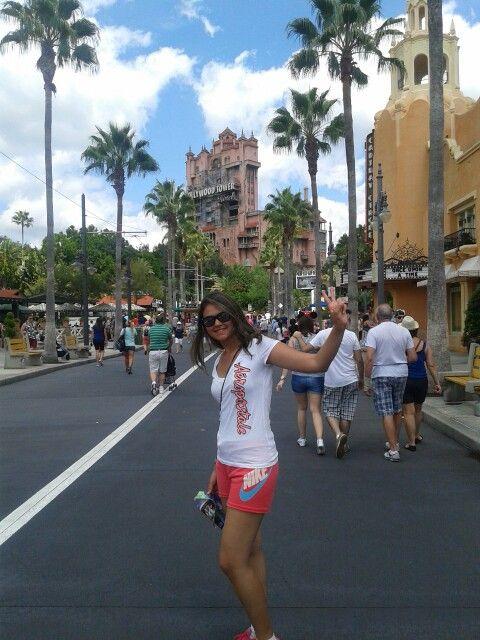 Torre do Terror Hollywood Studios Disney