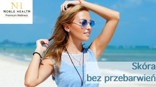 Sprawdź jak przygotować skórę do lata - wejdź na blog Noble Health #noblehealth #blog #lato #włosy #skóra #porady #opalanie #słońce #plaża