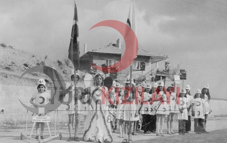 1960-1965 Kızılay Gölhisar Şubesi