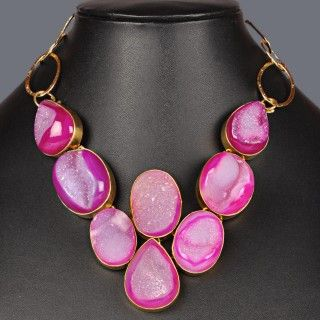 Featuring this Velvet Shimmer necklace in our wide range of Necklines. Grab them now!