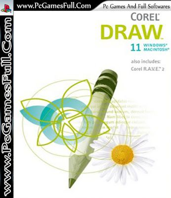 corel draw 11 free download full version with serial key