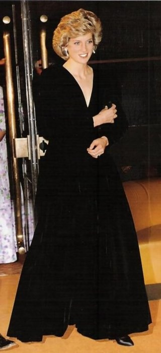 End of a dream: Princess Diana's dresses up for auction after Florida woman who…