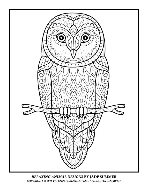 Free Jade Summer Coloring Adult Coloring Pages Coloring Books Colorful Drawings