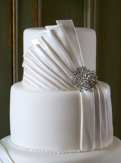 The most beautiful wedding cake ever.