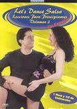 Let's Dance Salsa: Lecciones Para Principiantes, Volumen 2 (En Espanol) [DVD] [Spanish] [2001]