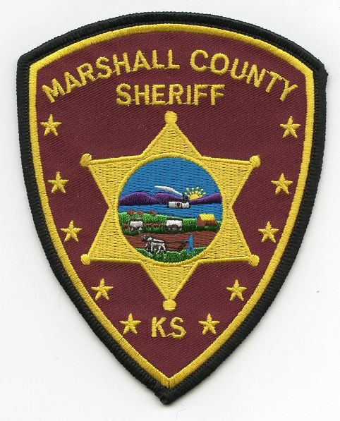 Marshall county Sheriff KS