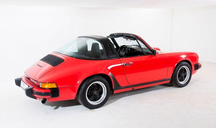 Car Porn: 1986 Porsche 911 'G' | Airows