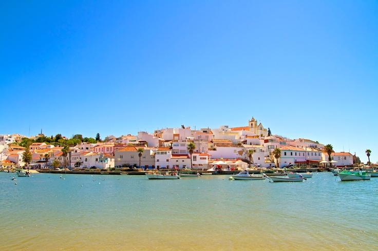 Ferragudo - Algarve - Portugal