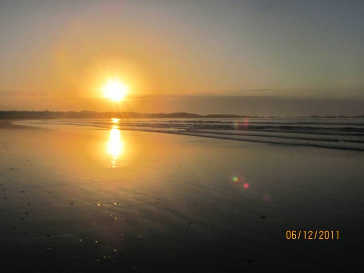 Sunset in Paternoster :)
