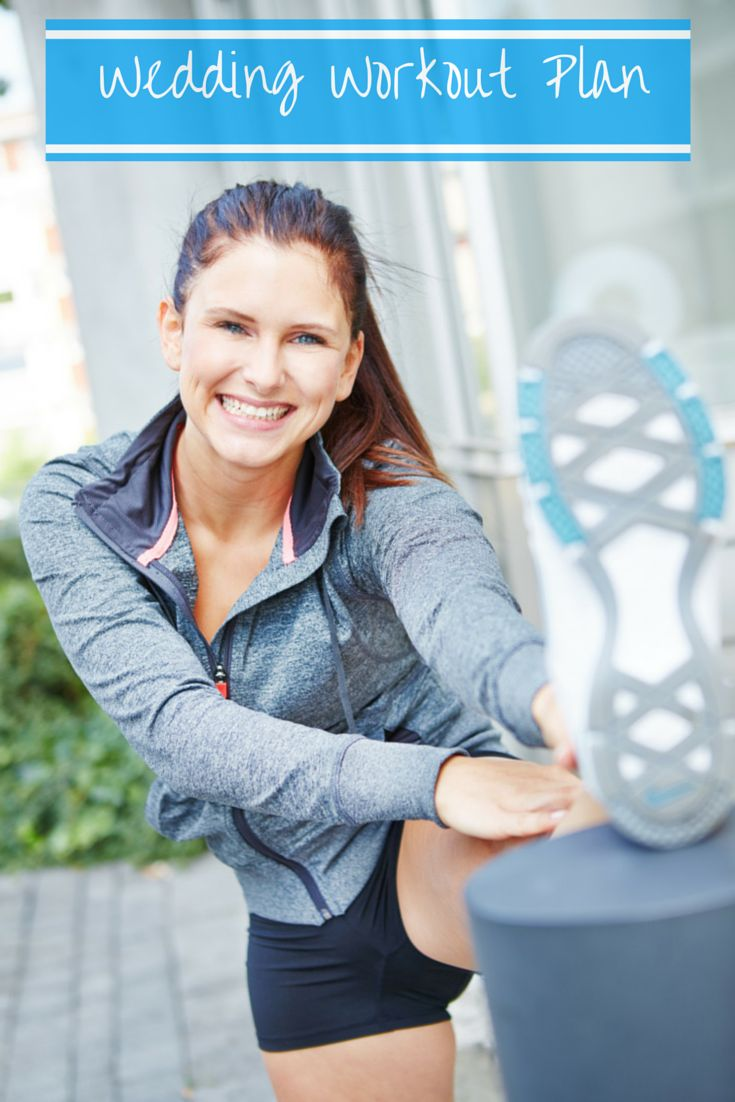 7 Tips To Help You Stick Your Wedding Workout Plan