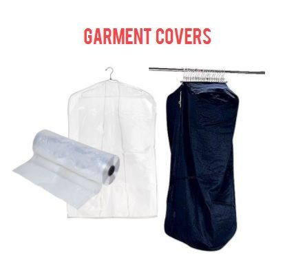 Wholesale Garment Bags, Plastic Covers and More