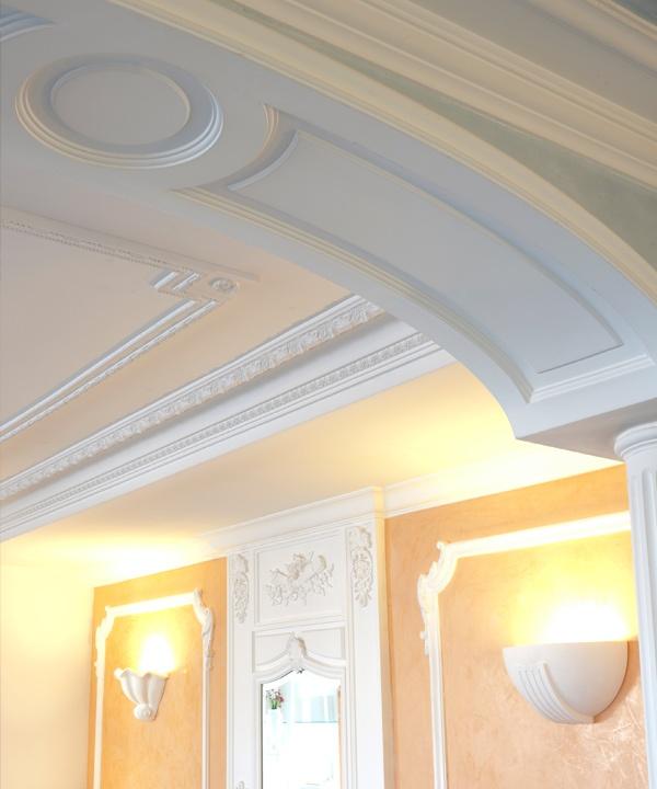 Stucco staff d cor gips stuck decorative moulding for Staff decor gemenos