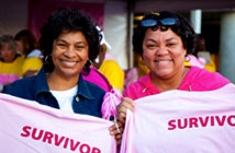 Walkers across the country are gearing up for our annual Making Strides Against Breast Cancer walks that unite more than 270 communities in funding the fight. Consider donating or joining the walk at www.makingstrides.org.