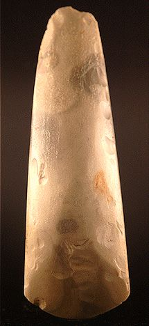 Neolithic polished axe