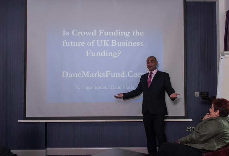 The Dane Marks fund was set up by a group of business men who after many years of operating businesses, lost the business due to lack of finacial support. We believe that every entrupenuer, businessman, charity and cause should have the finacial support they require to bring their ideas to life.