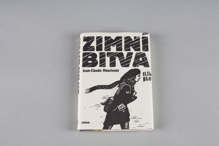 Zimní bitva | české ilustrované knihy pro děti | Baobab Books