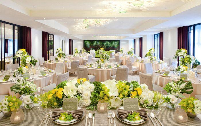 リージェンシーI   挙式・披露宴会場   福岡 結婚式場   ハイアット リージェンシー 福岡 ホテル
