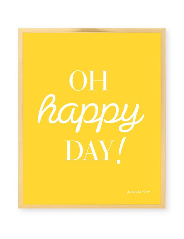Oh Happy Day!! SPRING SALE over at Pretty Chic SF. Once it's gone, it's gone for good