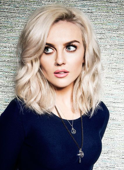 Perrie Edwards talks Miley Cyrus's nakedness - Perrie Edwards images - sugarscape.com