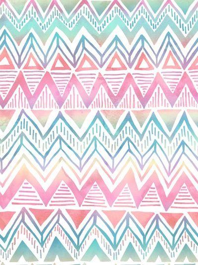 tribal design wallpaper brown - photo #47