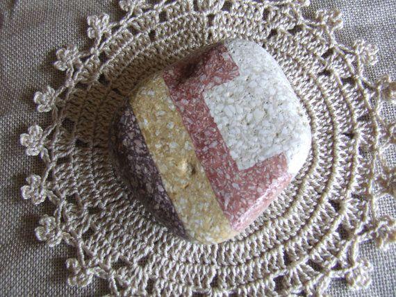 Frammento di cementina Liberty vintage di GlassAndSeaStones, €13.00