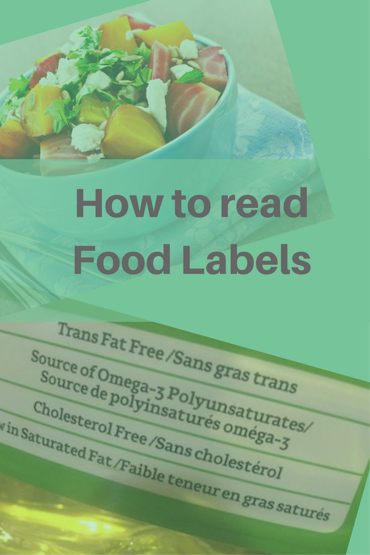 How to read Food Labels | gluten free | organic | fat free | menopause nutrition |