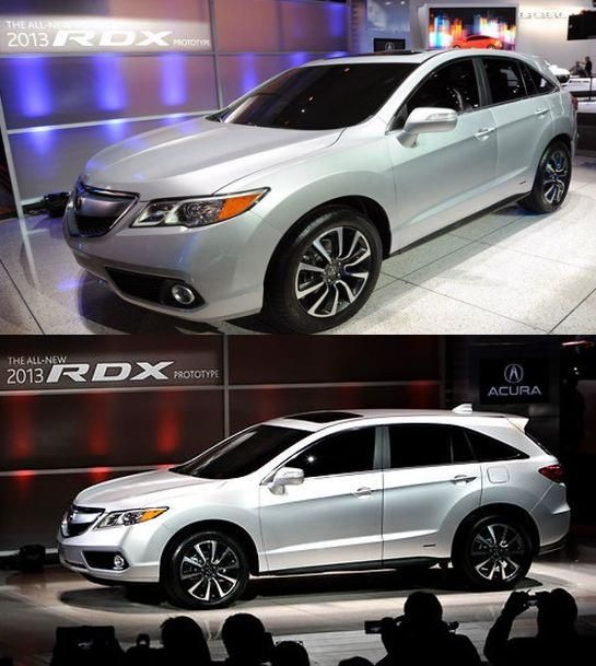 2015 Acura RDX Changes And Release Date