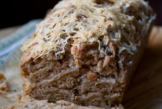cheddar amp chive guinness bread sounds good but we gotta give it a ...