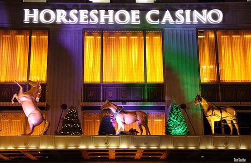 #Holidays at the Horseshoe Casino in #Cleveland