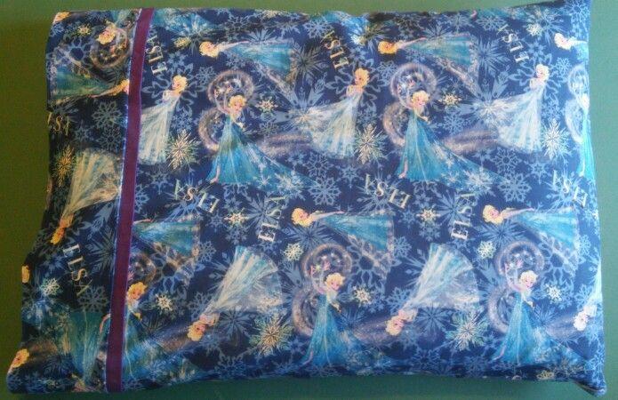 Frozen Elsa Pillowcase