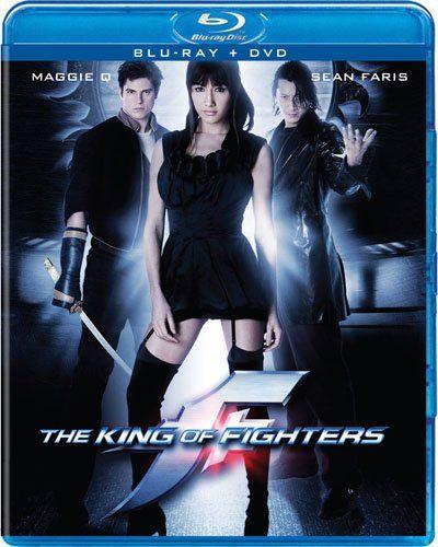 Amazon.com: The King of Fighters (Bluray + DVD combo) [Blu-ray]: Sean Faris, Maggie Q, Ray Park, Gordan Chan: Movies & TV
