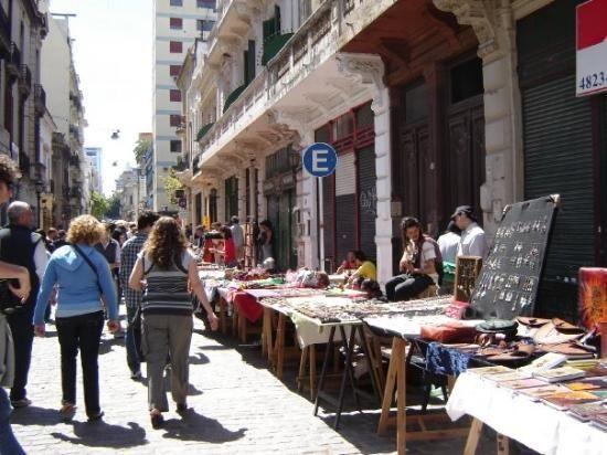 Feria San Pedro Telmo, Sunday open air market  Sunday 10am-6pm