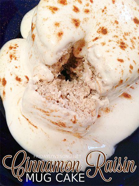 Thm Mug Recipes Desserts