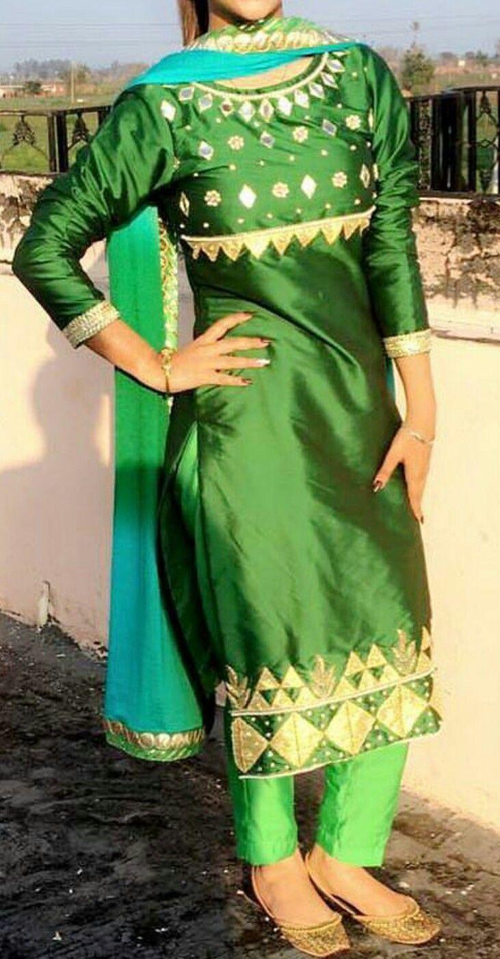 534 best Punjabi boutique suit images on Pinterest ...