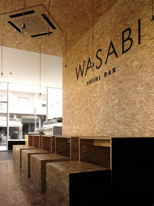 Wasabi Sushi Bar,© Joana Torre do Valle