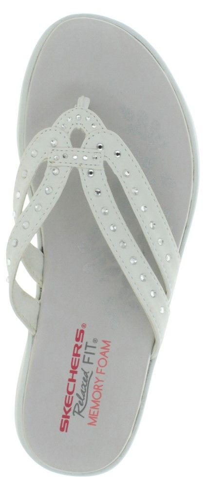 Skechers Upgrades Be-Jeweled Women's Studded Sandals