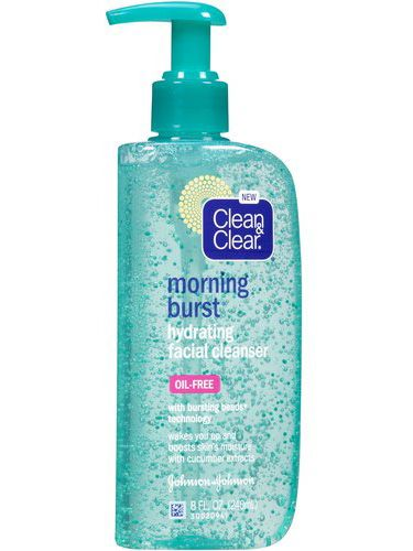 Wake up your skin with energizing face wash!