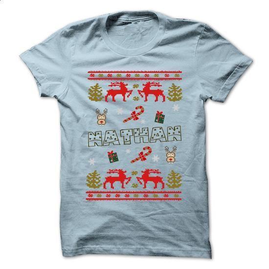 Christmas NATHAN ... 999 Cool Name Shirt ! - #cool hoodies #girls hoodies. SIMILAR ITEMS => https://www.sunfrog.com/LifeStyle/Christmas-NATHAN-999-Cool-Name-Shirt-.html?60505