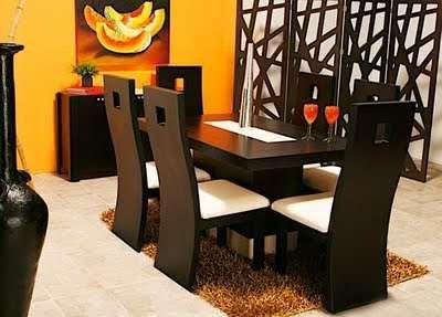 Comedores modernos en madera en medellin to my new home - Ideas comedores modernos ...
