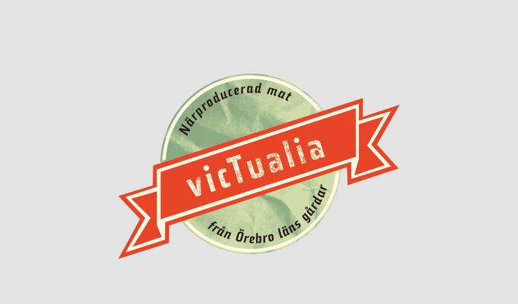Logga Victualia av fridapihl.se