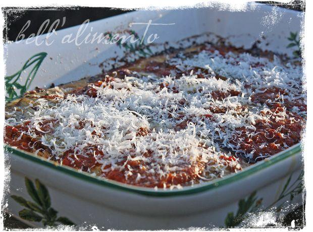 Eggplant Parm. I love italian food!!