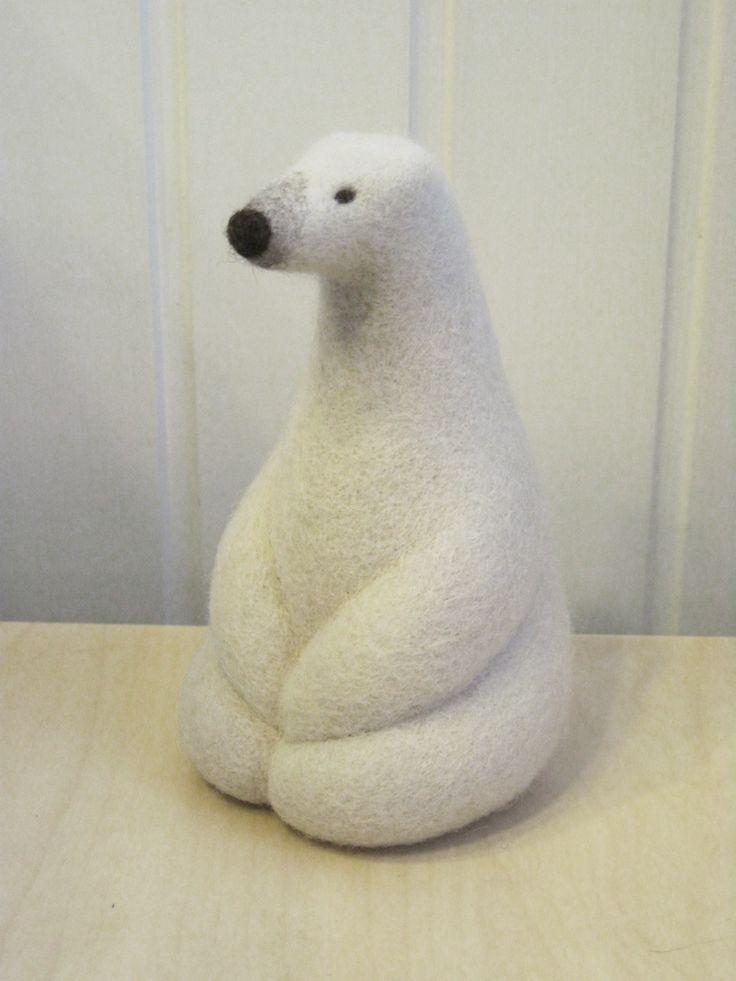 Polar Bear II by Uuju.deviantart.com on @deviantART