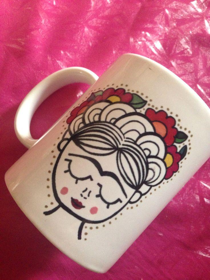 mugs frida - Buscar con Google