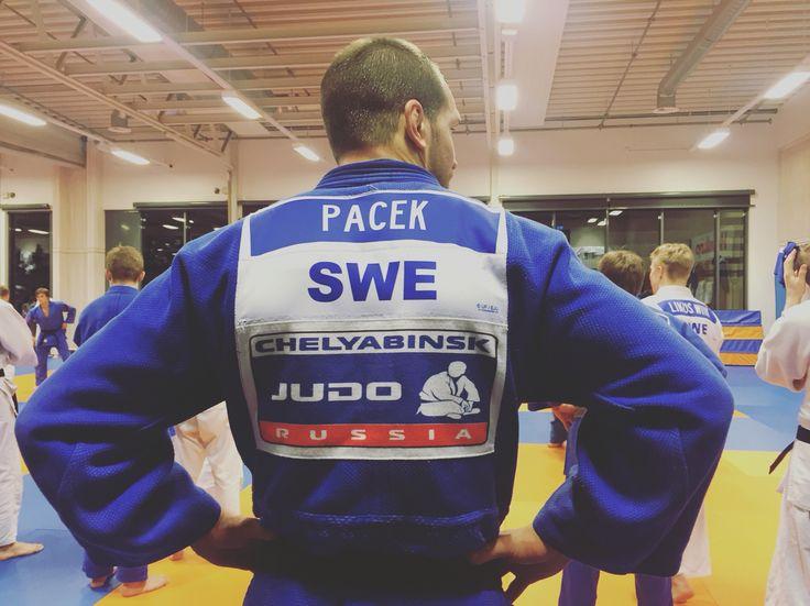 Martin Pacek, swedish judoka - 100 kg