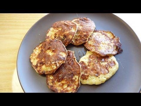 Tu Amiga Gourmet - Recetas Sin Gluten y Sin Lácteos: Receta Fácil de Pancakes de Banana con SOLO 3 INGREDIENTES